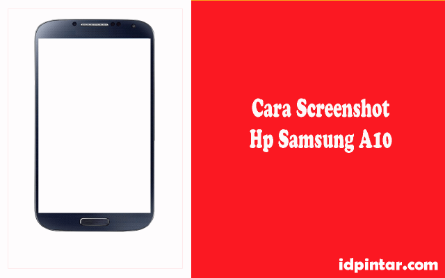 cara screenshot samsung a10